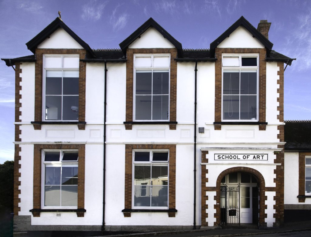 Falmouth School of Art Building