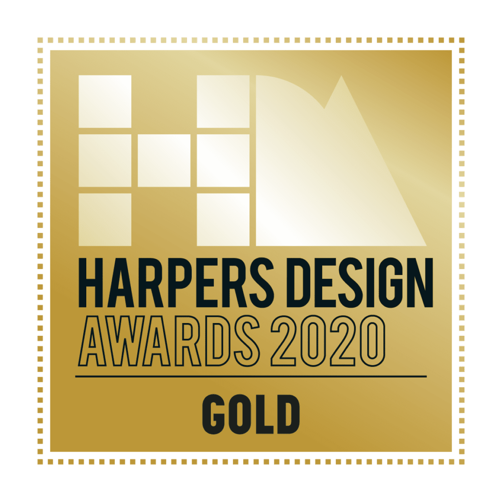 HDA Medals 2020 Gold