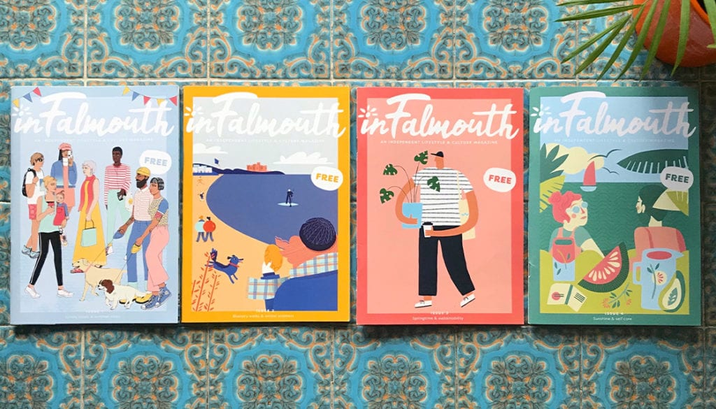 InFalmouth Magazine by Hannah Bevan
