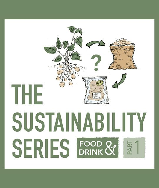 Sustainability in the food and drink industry
