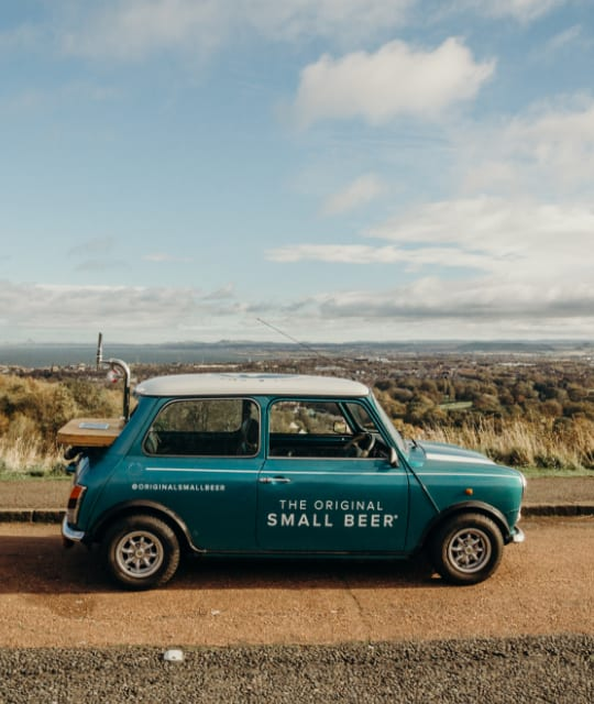 Branded Small Beer Brewery Mini