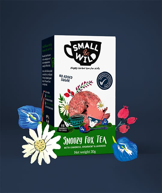 Tea for children by Small & Wild